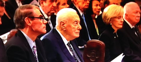 Margaret Whitlam Memorial Service